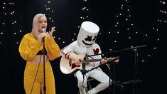 Marshmello & Anne-Marie - FRIENDS (Acoustic Video) *OFFICIAL FRIENDZONE ...