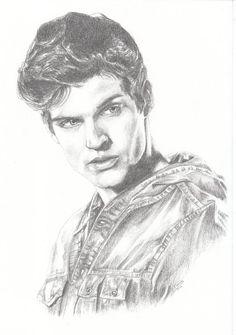 Teen Wolf - Isaac Lahey  (Daniel Sharman) by Phantasma-Helena.deviantart.com on @DeviantArt