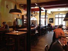 The pub... Schöneberger in Frankfurt