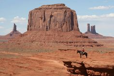 John Ford's Point in Monument Valley, SW USA - the scenery that launched a thousand Westerns
