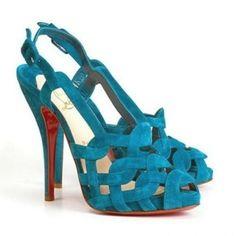 Christian Louboutin sandals high heels summer