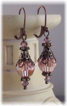 New Vintage Retro Swarovski Crystal by HisJewelsCreations on Etsy, $17.00