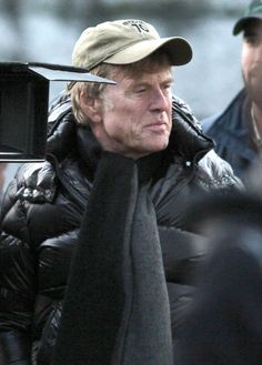 Robert Redford Photos: Robert Redford On The Set Of 'The Company You Keep' - 2012 Robert Redford Movies, Artist Film, The Company You Keep, Sundance Kid, David Gilmour, Paul Newman, Yesterday And Today, Film Director, Dream Guy