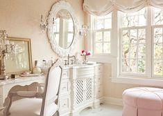I Dream of Bathrooms and Closets...