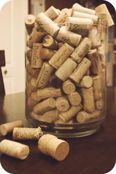 a champagne dream: Valentine DIY: Wine Cork Heart Champagne Cork Crafts, Champagne Corks, Wine Cork Crafts, Cork Heart, Valentines Diy, Wine Corks, Craft Ideas, Patterns, Food