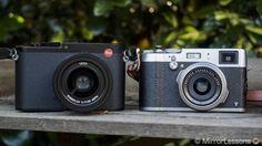 Comparing Apples with Oranges: Leica Q vs. Fuji X100T