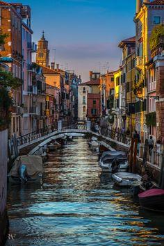 Venice (Italy) by Rolando Felizola / 500px