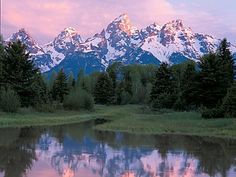 The Grand Tetons - Jackson Hole, WY - Just as beautiful in person
