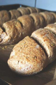 Banana Bread, Recipes, Food, Breads, Thermomix, Bread Rolls, Essen, Bread, Eten