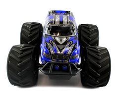 Huge Giant Off-Road 4X4 1:8 Scale TOAD F-150 Electric RTR RC Monster Truck (Colors May Vary) HIGH QUALITY HOBBY RC TRUCK