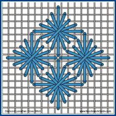 Diamond Leviathan Cross Stitch