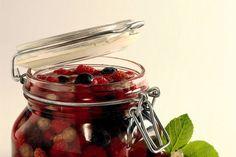 Frutti di bosco sotto grappa - Donna Moderna