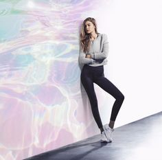 Gigi Hadid for Reebok's #PerfectNever