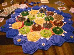 LEGO Settlers of Catan
