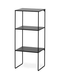Ett sängbord som verkar sväva över golvet med sin nätta och luftiga design, ger även det mindre sovrummet rymd och djup. Alex sängbord kan även användas som ett mindre avlastningsbord i andra rum i ditt hem. Då det med fördel ska förankras i väggen, kan det även hängas i valfri höjd. Alex är tillverkat i lackerad metall som gör det enkelt att torka av och hålla rent. För din skull är sängbordet redan monterat, bara att packa upp och placera där du vill ha det. Dream Bedroom, Bookcase, Interior, Inspiration, Furniture, Design, Home Decor, Sweet Dreams, Guest Room