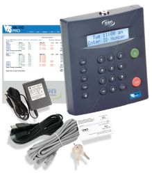 Icon Time RTC-1000 Time Clock Calculator for small business