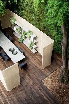 #Outdoor #Dining #YankoDesign #Architecture #Modern #Living