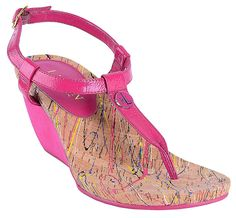 Lauren Ralph Lauren Women Reeta Wedge Sandal ** Details can be found by clicking on the image.