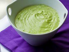 Vegan cilantro cashew cream sauce