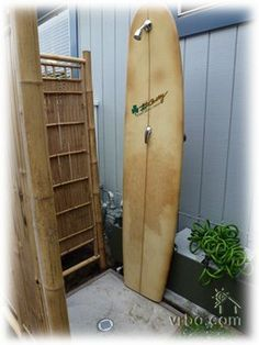 1000 images about kayak and surf on pinterest kayak for Diy outdoor shower surfboard