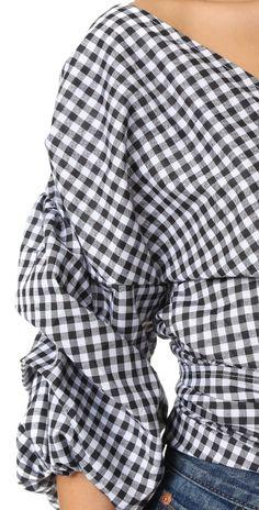 MLM LABEL Salo Wrap Shirt | SHOPBOP