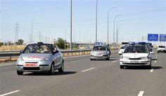 CSIC INVESTIGACIÓN  Un coche recorre 100 km sin conductor  Madrid, 10 jun (EFEverde).- Un sistema de navegación y posicionamiento desarrollado por investigadores del Consejo Superior de Investigaciones Científicas (CSIC) ha permitido que un vehículo complete un recorrido de unos 100 kilómetros por varias carreteras sin ser manejado por un conductor.