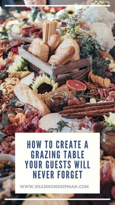 How to Create a Grazing Table Your Guests Will Never Forget Charcuterie Recipes, Charcuterie Platter, Charcuterie And Cheese Board, Wedding Buffet Food, Wedding Catering, Wedding Reception, Party Food Platters, Cheese Platters, Fig Spread