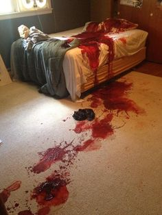Blood Bed by Anesthetic-X.deviantart.com on @deviantART
