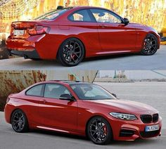 Bmw 235i....the BMW 2002 of the 2000s....they should have introduced this car in year 2002 to be truly iconic!