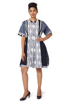 Ikath Dress