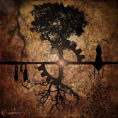 Tree Of Life And Death 2 by FirewolfMetal on DeviantArt