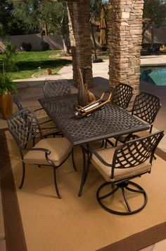 Chaise lounges wicker and lounges on pinterest for Agio heritage chaise lounge