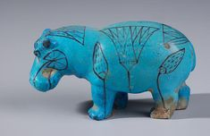 Le bleu égyptien - Art, Archéologie et Antiquité