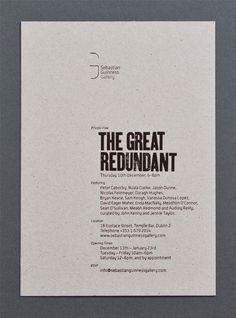 Sebastian Guinness Gallery | Unthink Unthink