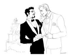 """kaciart: """" Stony Wedding """""""