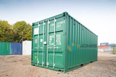 20ft new shipping container available to purchase.  NATIONWIDE DELIVERY. 20ft Shipping Container, Shipping Containers, Lockers, Locker Storage, Delivery, Decor, Dekoration, Decoration, Dekorasyon