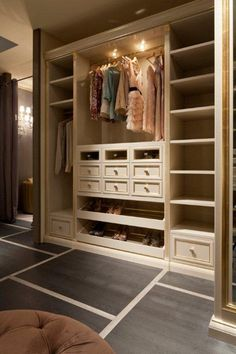 Beautiful Closets From The Milan Furniture Fair