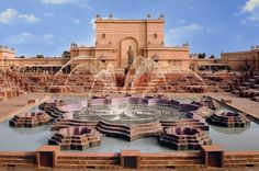 Akshardham Temple, Delhi Traditional Hindu and Indian Culture by Allison Sodha
