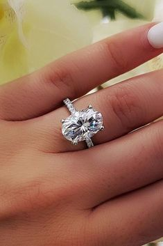 21 Perfect Solitaire Engagement For Women ❤ Solitaire engagement rings - is a very popular trend in engagement rings fashion. You can browse solitaire engagement rings by famous world designers. Classic Engagement Rings, Engagement Ring Settings, Solitaire Engagement, Rings For Girls, Wedding Rings For Women, Wedding Ring Designs, Wedding Ideas, Wedding Jewelry, Unique Rings