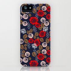 Butterflies in the Garden iPhone & iPod Case by Andrea Lauren Design - $35.00