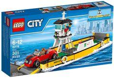 Comparez les prix du LEGO City 60119 Le ferry avant de l'acheter ! Infos, description, images, vidéos et notices du LEGO 60119 Le ferry sur Avenue de la brique