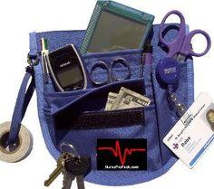 (Small) Pro Pack. Multiple Colors.. (See this real nurse blogger review - http://www.nursenacole.com/2011/12/nurse-diaries-go-go-gadget-nursing.html)