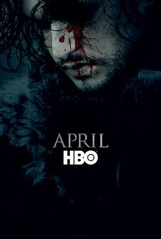 A Bloody Jon Snow Featured on the First Poster for Season Six of 'Game of Thrones'