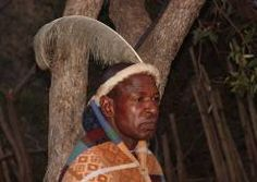 """""""I am an African, I am the grandchild of the warrior men and women that Hintsa and Sekhukhune led, the patriots that Cetswayo and Mphephu to. Real Love Spells, Powerful Love Spells, African Hats, African Men, Provinces Of South Africa, Tribal People, Headgear, Pedi, Spiritual Healer"""