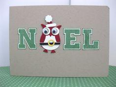 Santa Owl Builder Punch