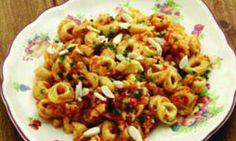 Tres recetas para cocinar los mejores platos de pasta