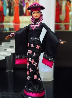"thedollcafe: "" Miss Malaysia 2013/2014  by Ninimomo """
