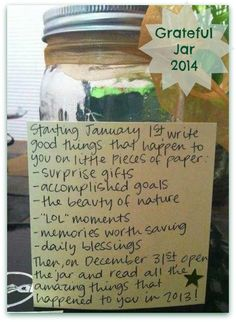 starting a little late... but will do this! I already bought my jar and everything :)