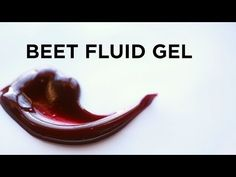 Beet Fluid Gel | Recipe | ChefSteps