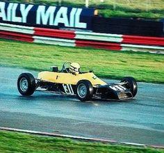 Ayrton Senna - Van Diemen RF81 - Van Diemen Racing - 1981 RAC Formula Ford 1600 Championship or 1981 Townsend-Thoreson Formula Ford 1600 Championship